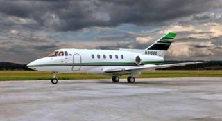 1987 HAWKER 800A For Sale