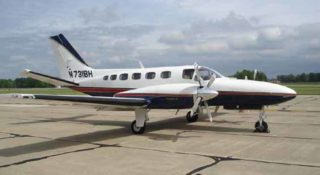 1988 CESSNA CONQUEST II For Sale