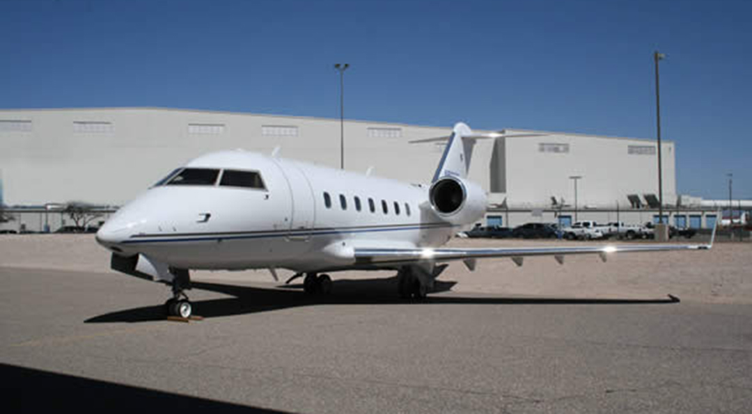1999 CHALLENGER 604 - Axiom Aviation