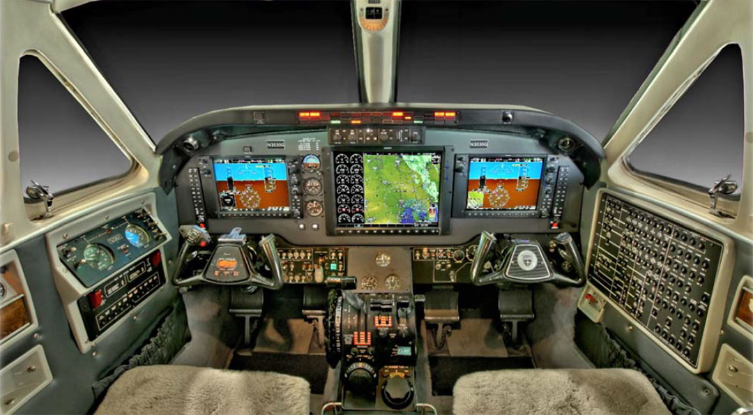1985 KING AIR C90A LJ-1117 For Sale