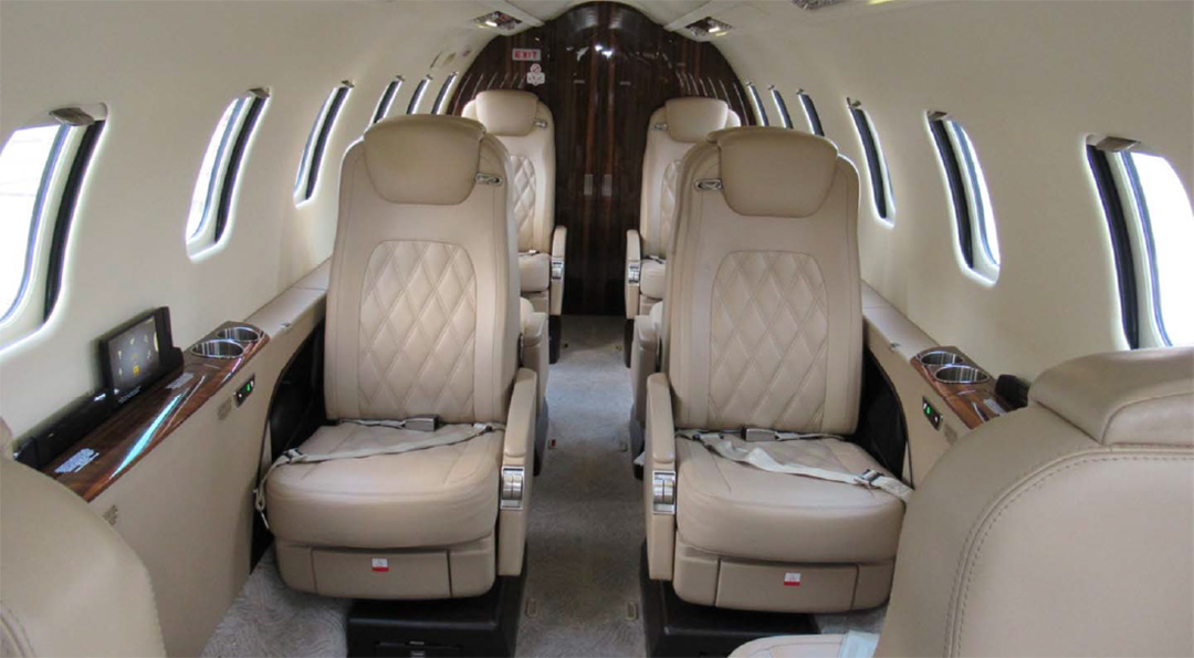 2017 BOMBARDIER LEARJET 75 For Sale