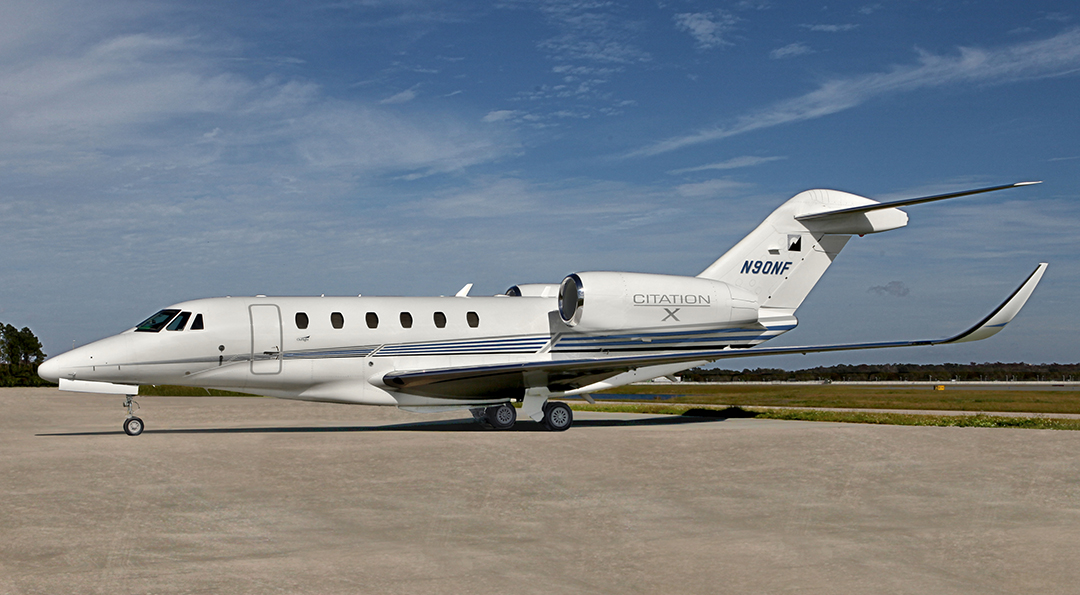 2001 CESSNA CITATION X - Axiom Aviation