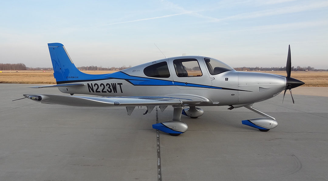 2014 CIRRUS SR22T G5 GTS For Sale