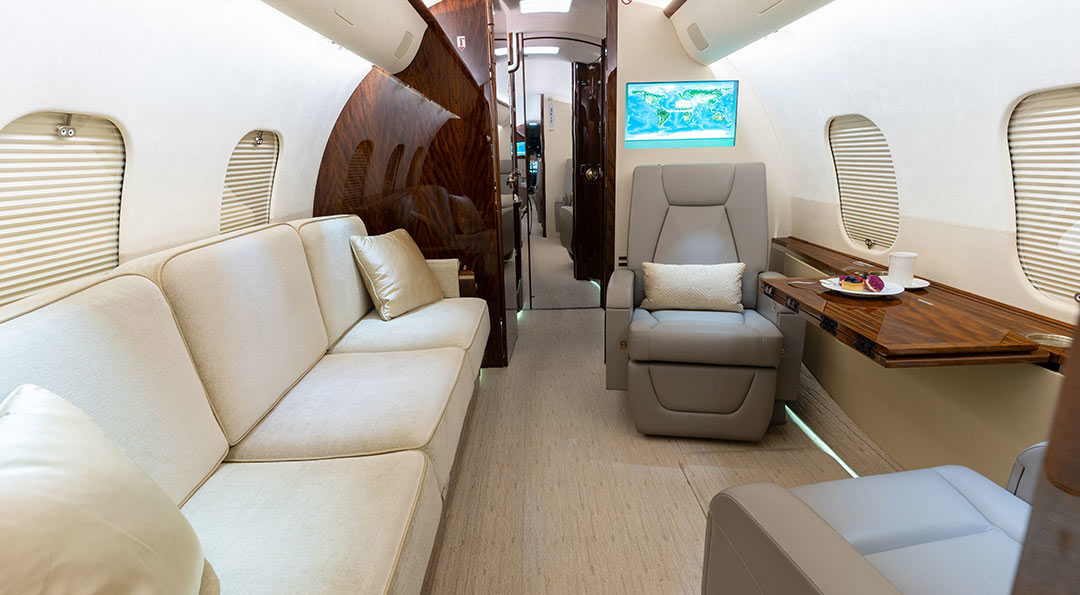 2015 BOMBARDIER GLOBAL 5000 For Sale