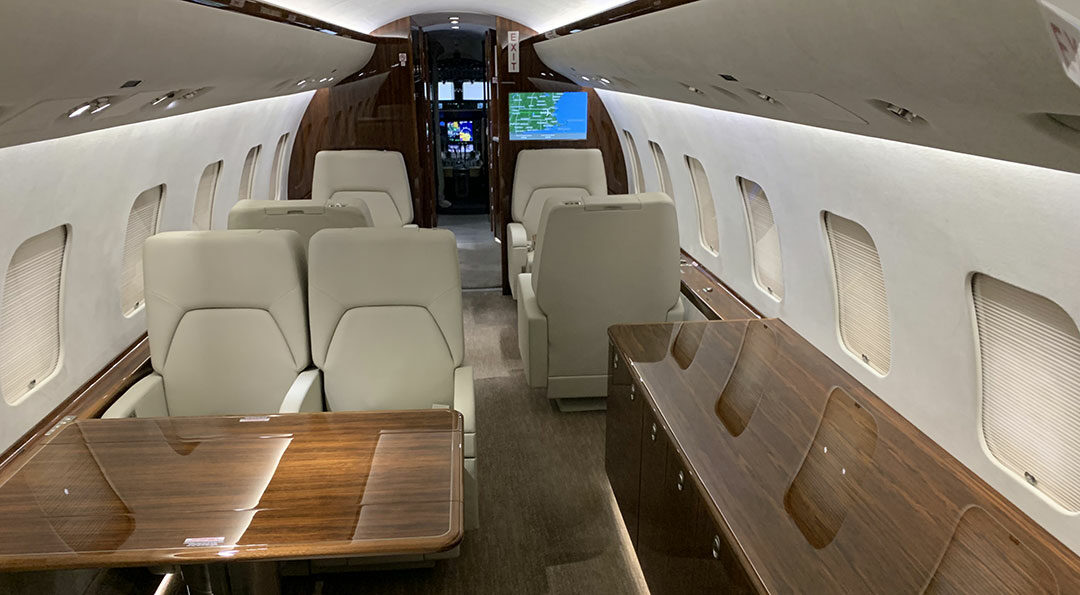 2015 BOMBARDIER GLOBAL 6000 For Sale